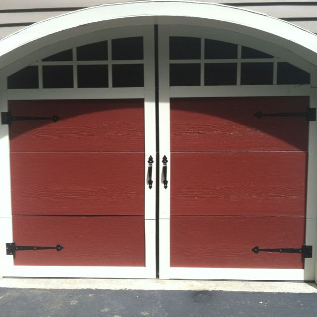 Paint Your Garage Doors To Look Like Barn Doors Awesome
