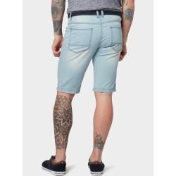 Photo of Tom Tailor Herren Josh Regular Slim Bermuda Shorts, braun, unifarben, Gr.38 Tom TailorTom Tailor