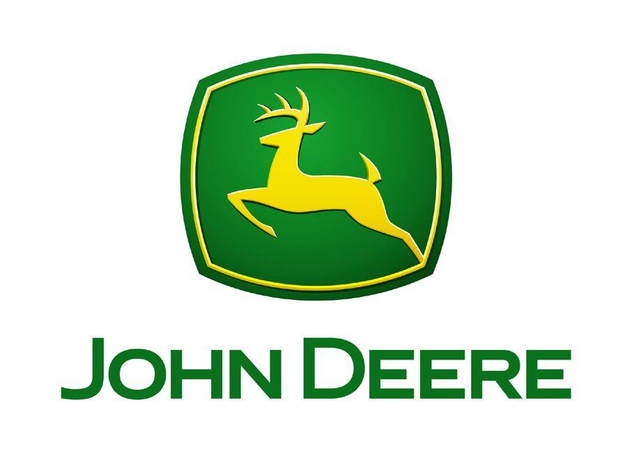 john deere logo perhaps one of the most famous logo critters rh pinterest com john deere symbol pictures john deere emblem pictures