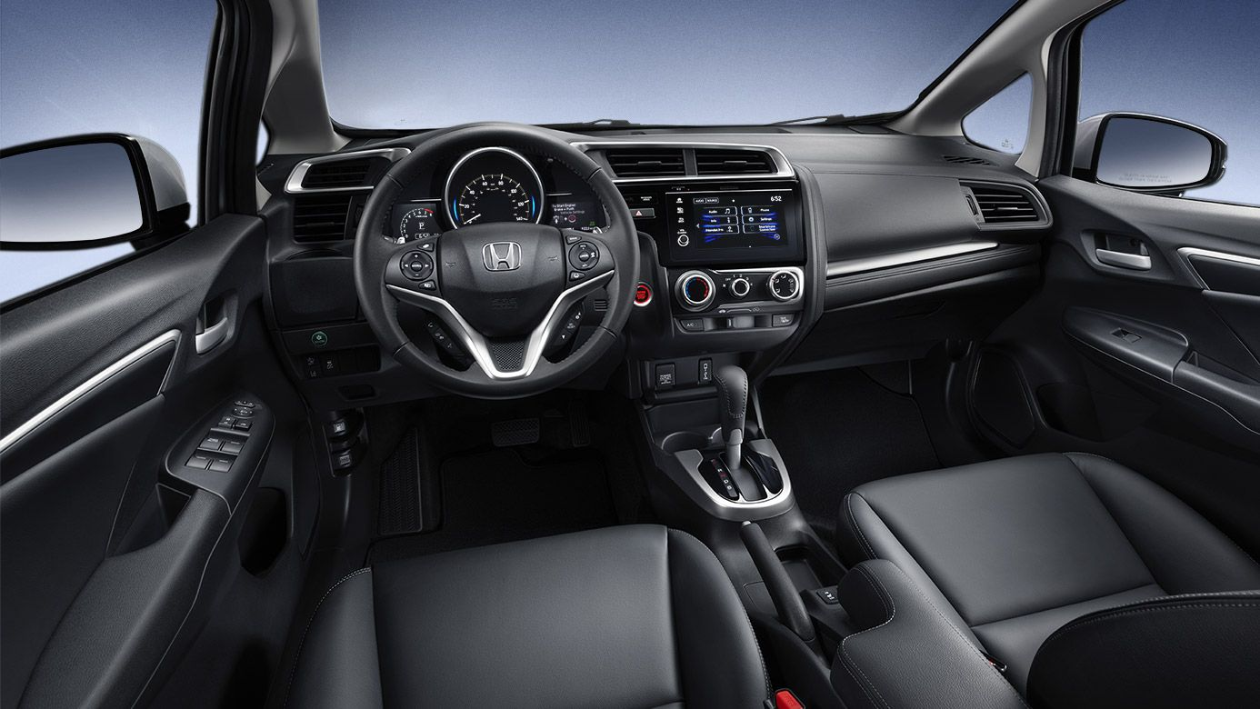 2018 Honda Fit Interior Honda Fit Interior Honda Fit Sport Honda Fit