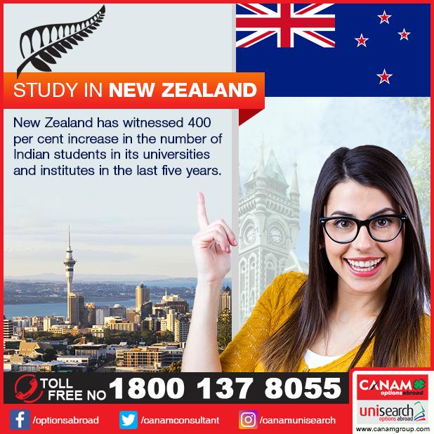 Study In New Zealand Study In New Zealand Global Education Student