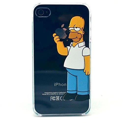 coque iphone 4 homer