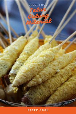 Telur Gulung Milenial Telur Gulung Jajanan Pasar Di 2020 Telur Gulung Makanan Resep