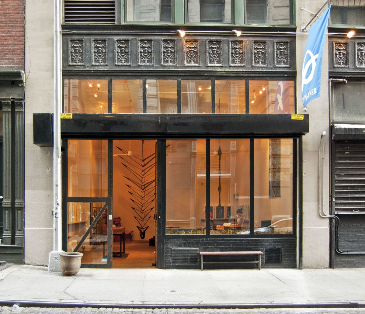 Retail Store Front: Dinner Recipes, Store
