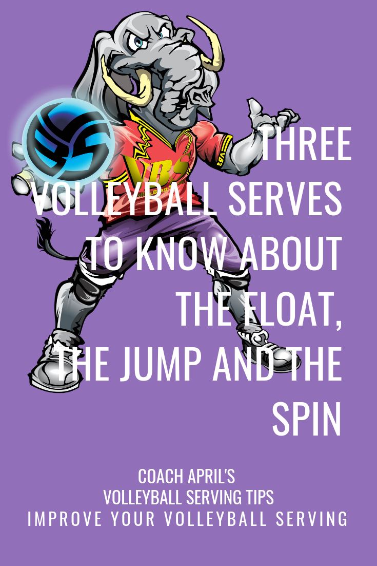 Volleyball Serves What Re The 4 Types Of Overhand Serves In Volleyball Volleyball Serve Volleyball Volleyball Drills