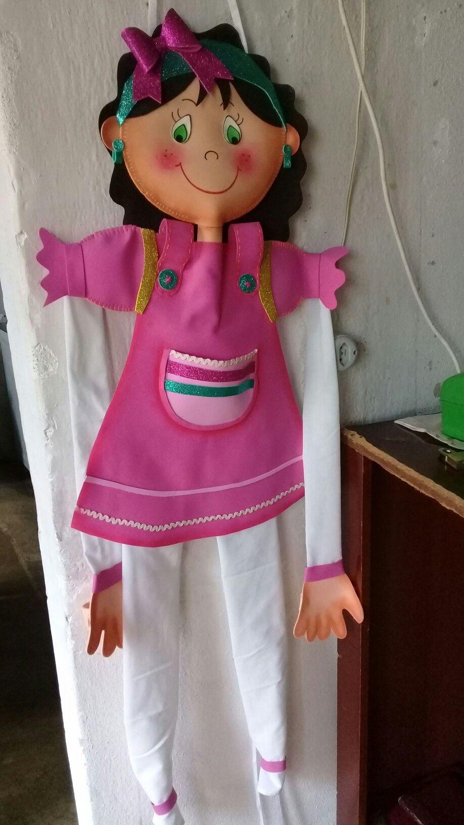 Boneca articulada | Escuela Dominical | Pinterest | Language school ...