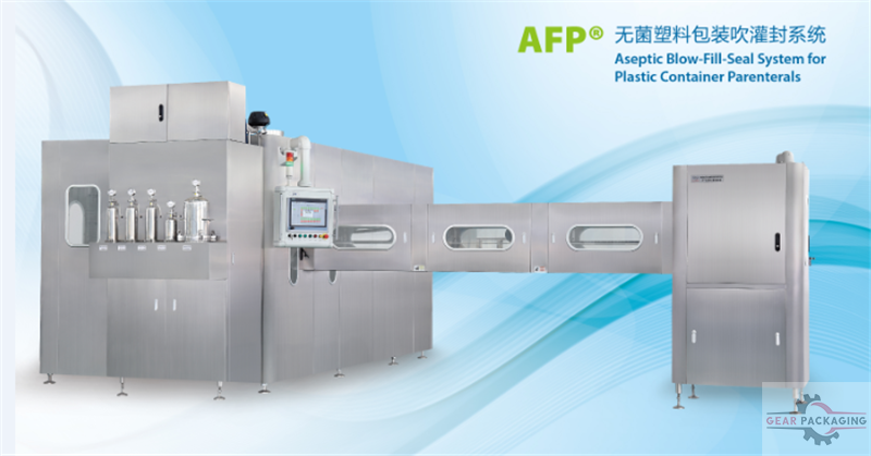 Aseptic Blow Fill Seal System For Plastic Container Parenterals Bfs Plastic Containers Blow Seal