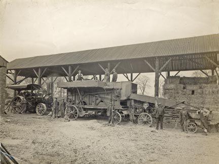 Kellington History Baker S Garage History Garage Pics