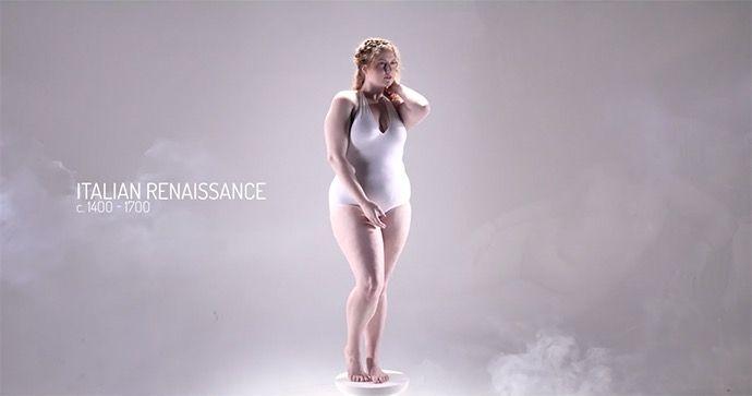 renaissance body type