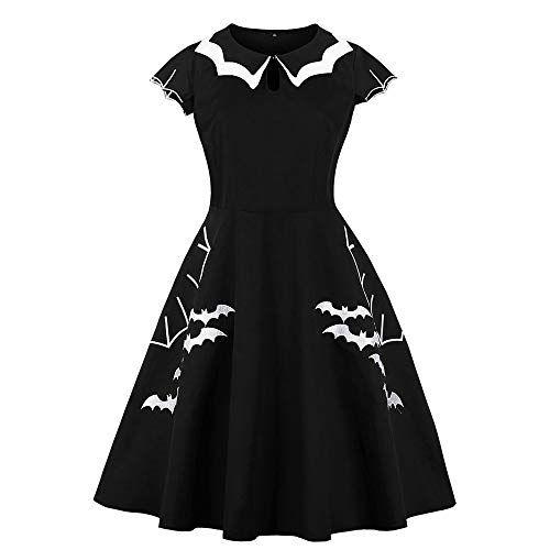 68f660090ca DEATU Halloween Dresses for Women