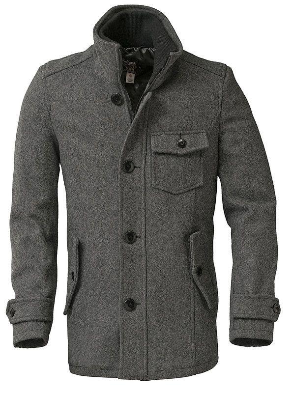 7d6d6fd0417 The Wool Car Coat by Schott is a long time Silodrome favourite