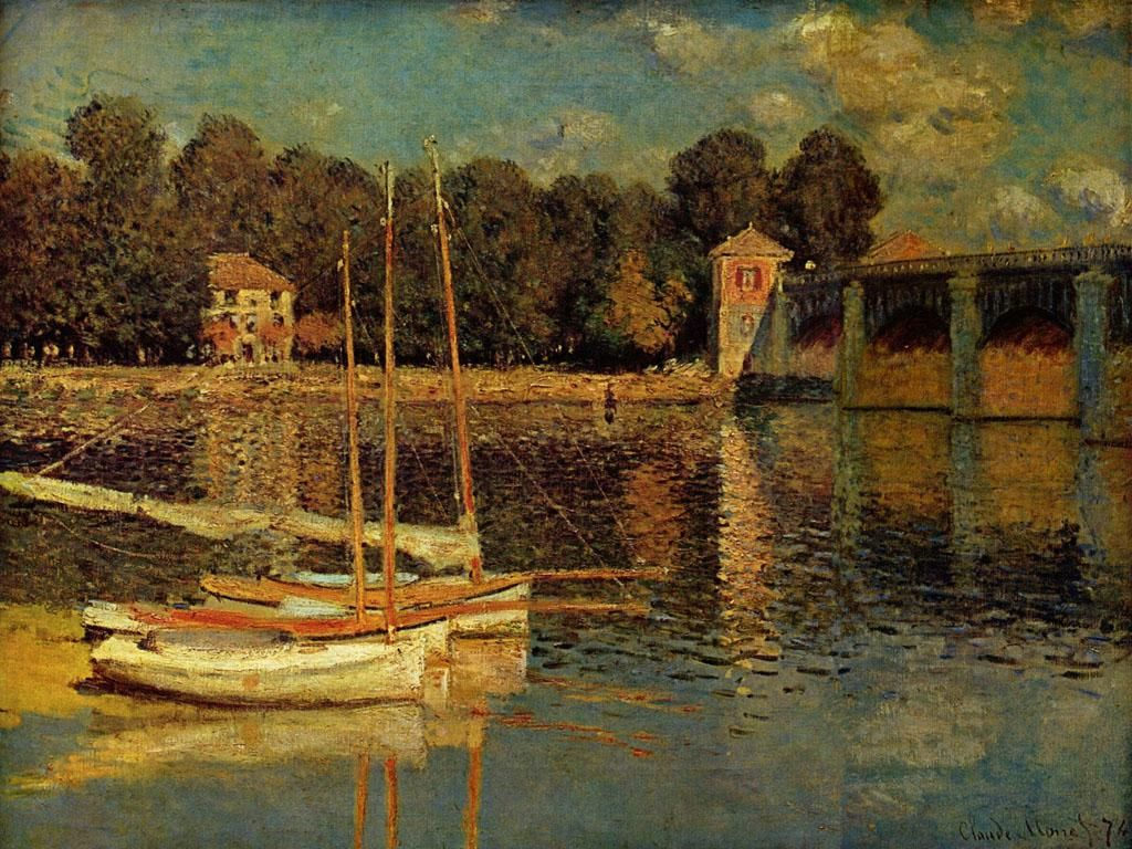 impressionistic era in painting and the role of edouard monet