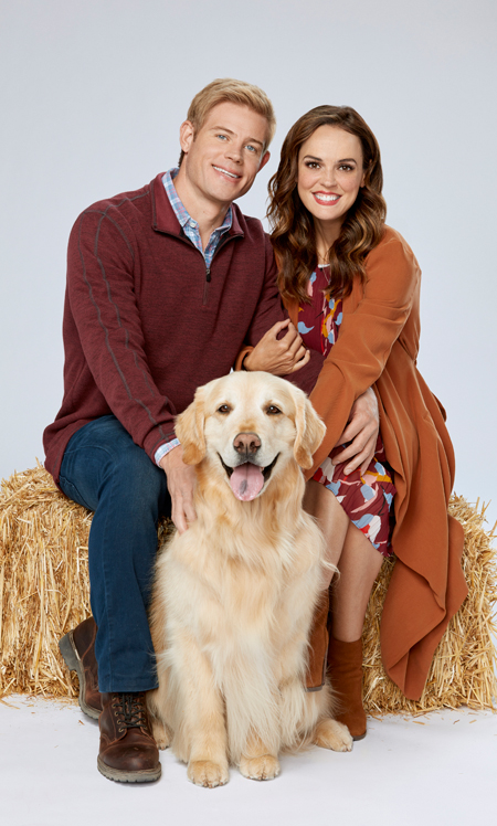 Its A Wonderful Movie Your Guide To Family And Christmas Movies On Tv Love Fall Order A Hall Trevor Donovan Hallmark Channel Family Christmas Movies