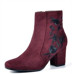 vice Chaussures boots versa bottines bordeaux boots femme PTOZXuki