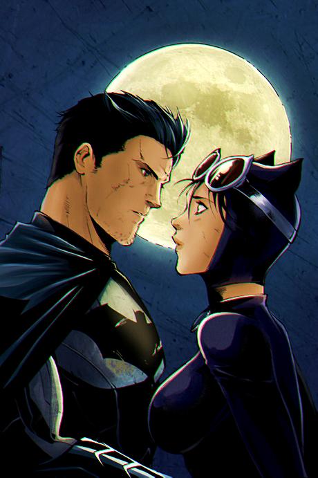 m e o w Photo Batman, catwoman, Catwoman comic, Catwoman