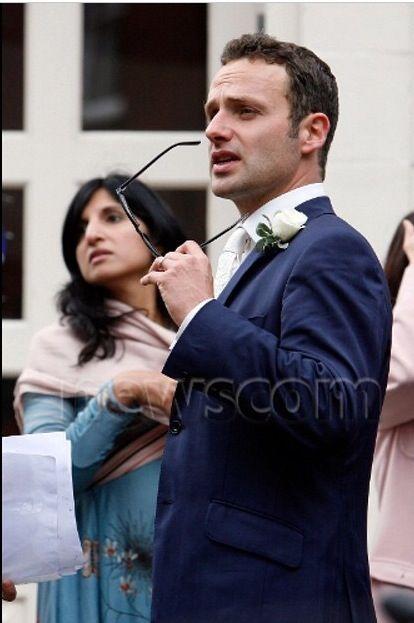 Stephen mangan wedding