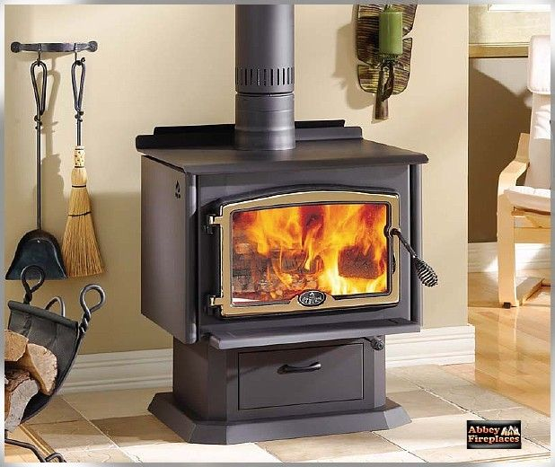 Osburn 2000 Freestanding Slow Combustion Wood Heater By