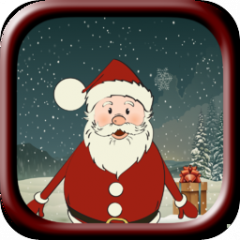 Santa Claus Chimney Climb - A Gift Collecting Dash Quest