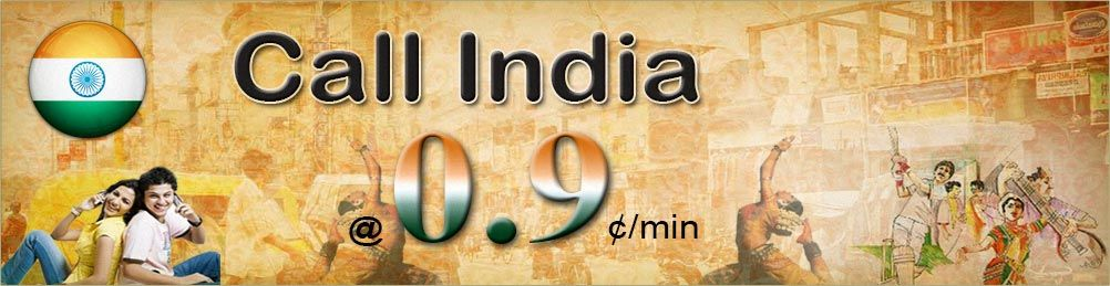 Best calling rates and plans to call India from USA and