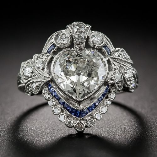 jewelry edwardian ansley era victor wedding barbone ring rings old collections cut engagement view front web vb european
