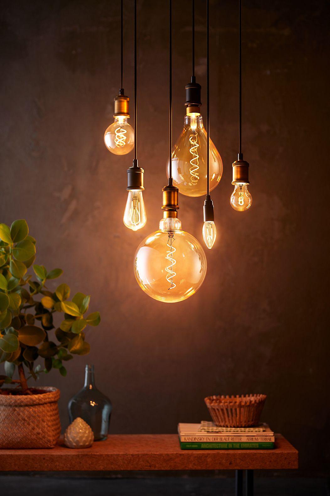 Giant Vintage le lampadine vintage fatte per essere