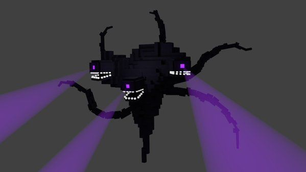 Wither Storm boss | Joey's Birthday Party | Minecraft pictures