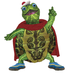 Tuck the Turtle (Wonder Pets) He is the sensitive one in
