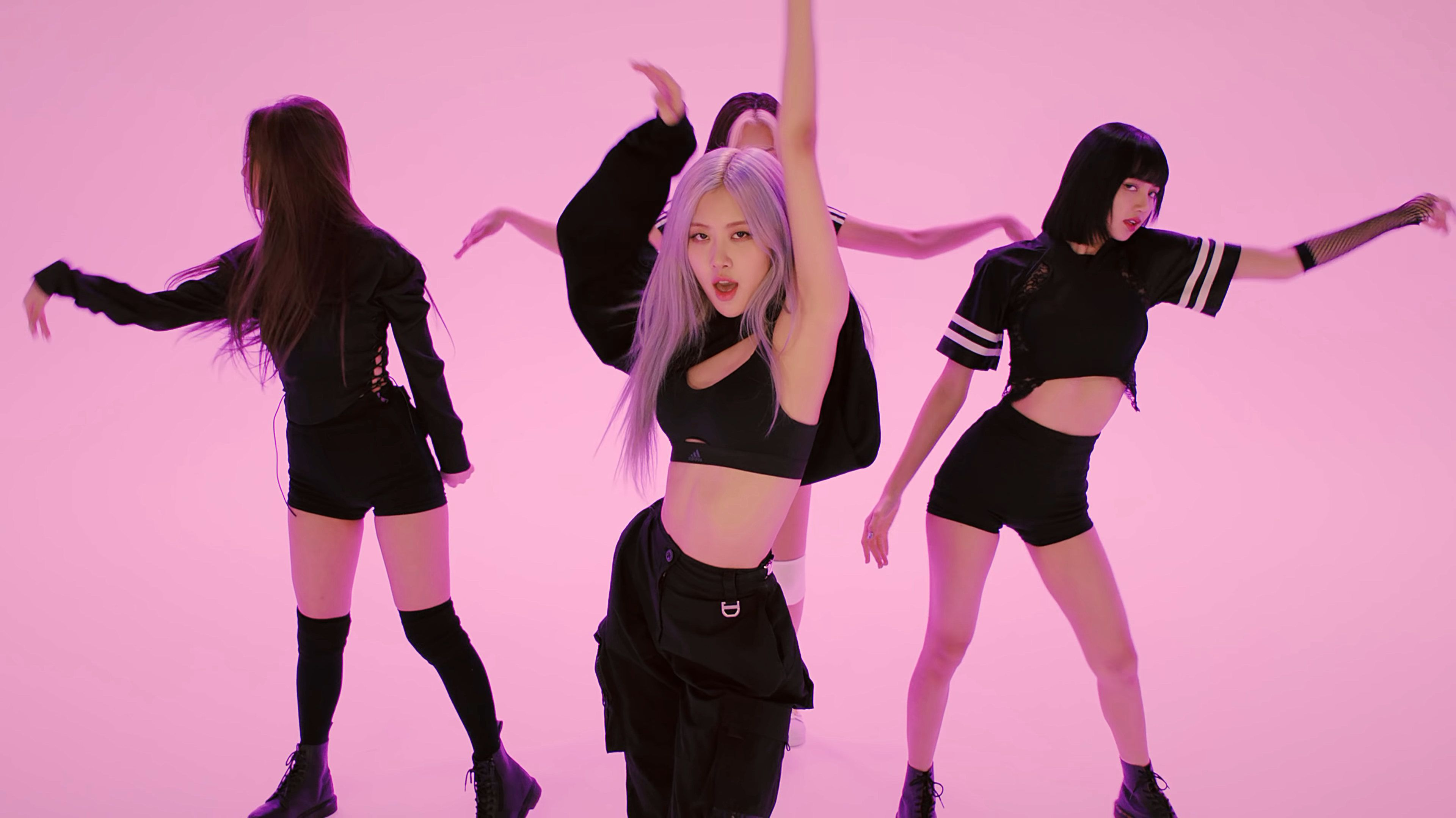 Blackpink How You Like That Dance Performance Mv Screencaps 4k Dance Performance Blackpink Fashion Dance