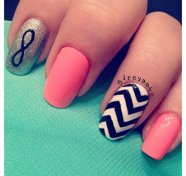 Nails, Cute Simple Nails