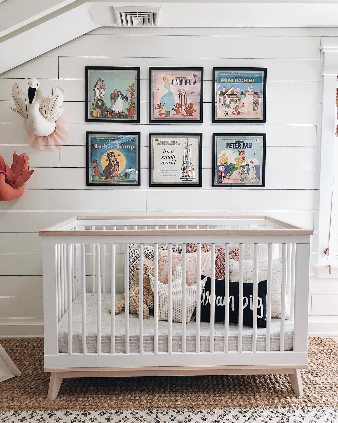 Inspiration déco de chambre de bébé #chambrebebe #bebe #chambre