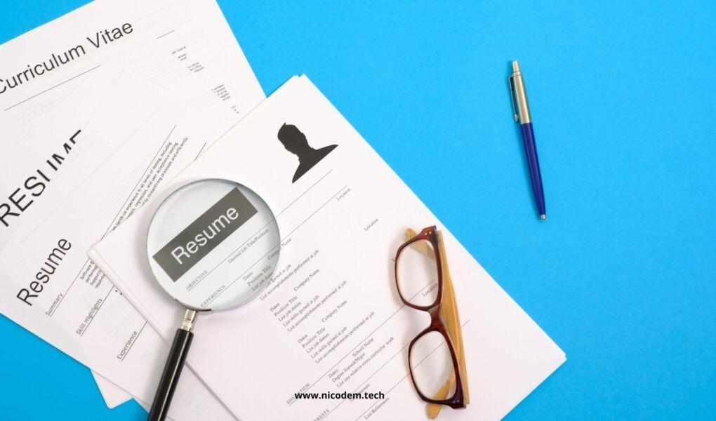 data science resume skills
