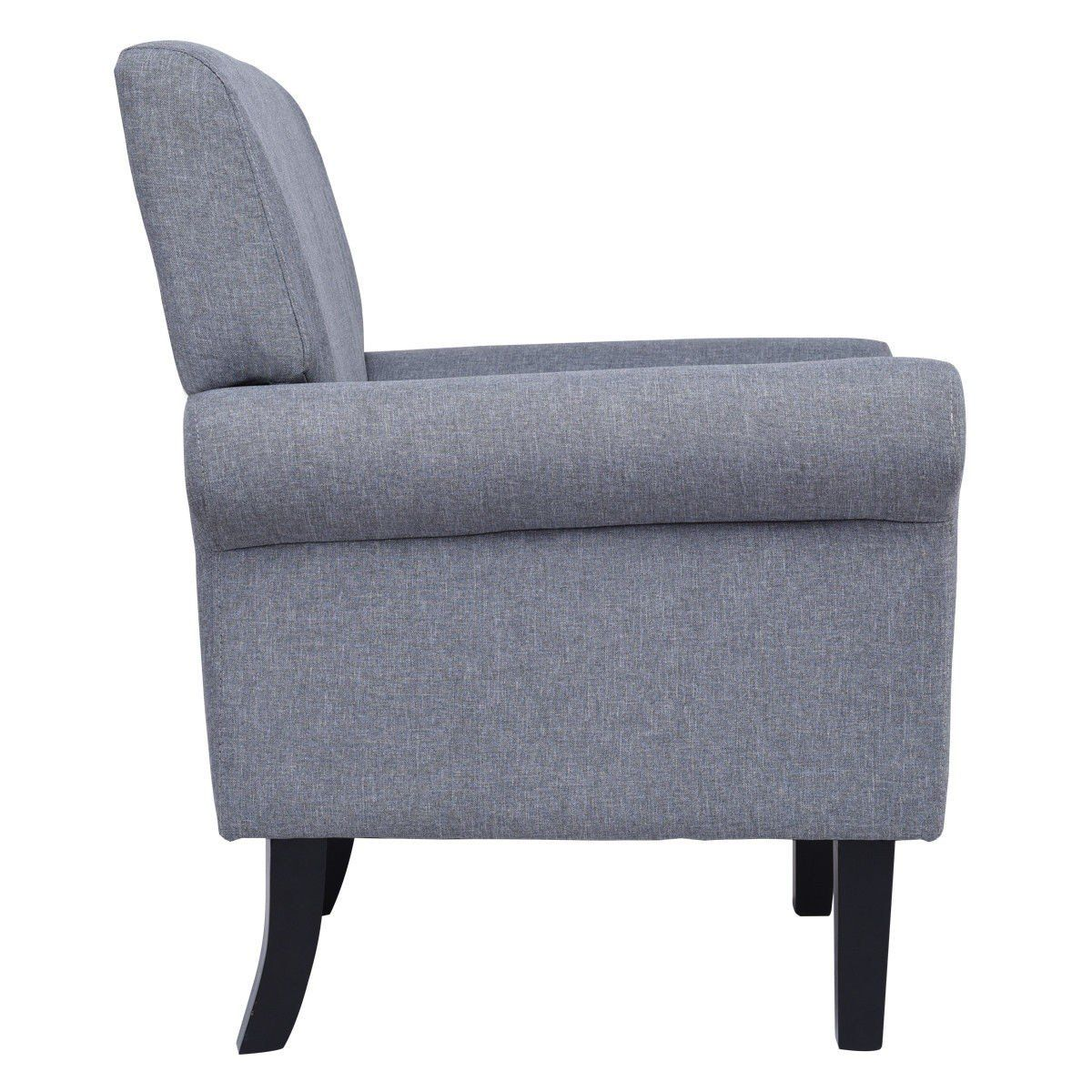 MyEasyShopping Sofa Club Lounge Loveseat Settee Chair Modern