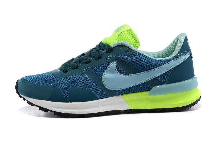 Nike WMNS Air Pegasus 83/30 Run Schoenen Dark Sea/Teal Tint-Sail-Mineral Teal Dames Sneaker 599902-331 België