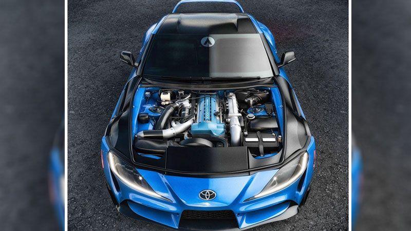 2020 Toyota Supra Engine Swap Already In The Works From Cx Racing Toyota Supra 2jz Engine Toyota