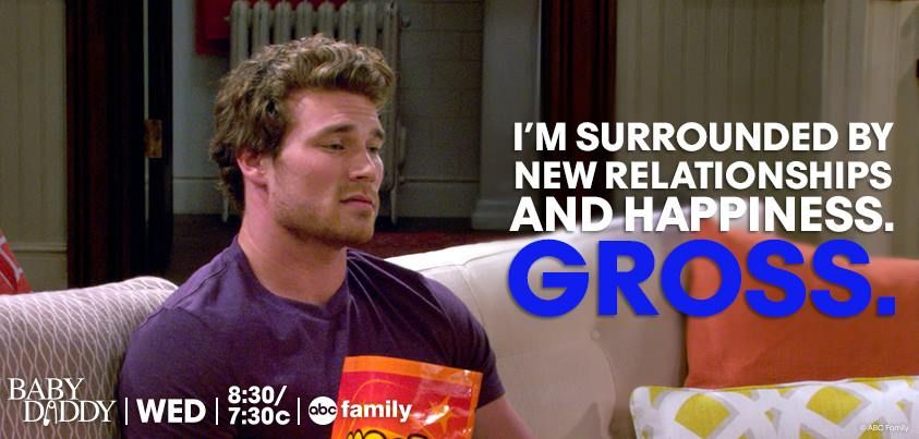"""1000 Baby Daddy Quotes On Pinterest: S3 Ep2 """"The Lying Game"""" - #BabyDaddy"""