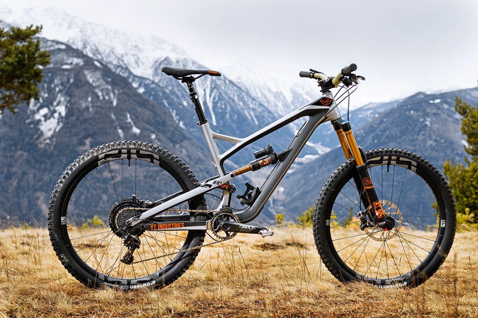 Test Bike Yt Jeffsy 27 Coole Fahrrader Mountainbike Fahrrad