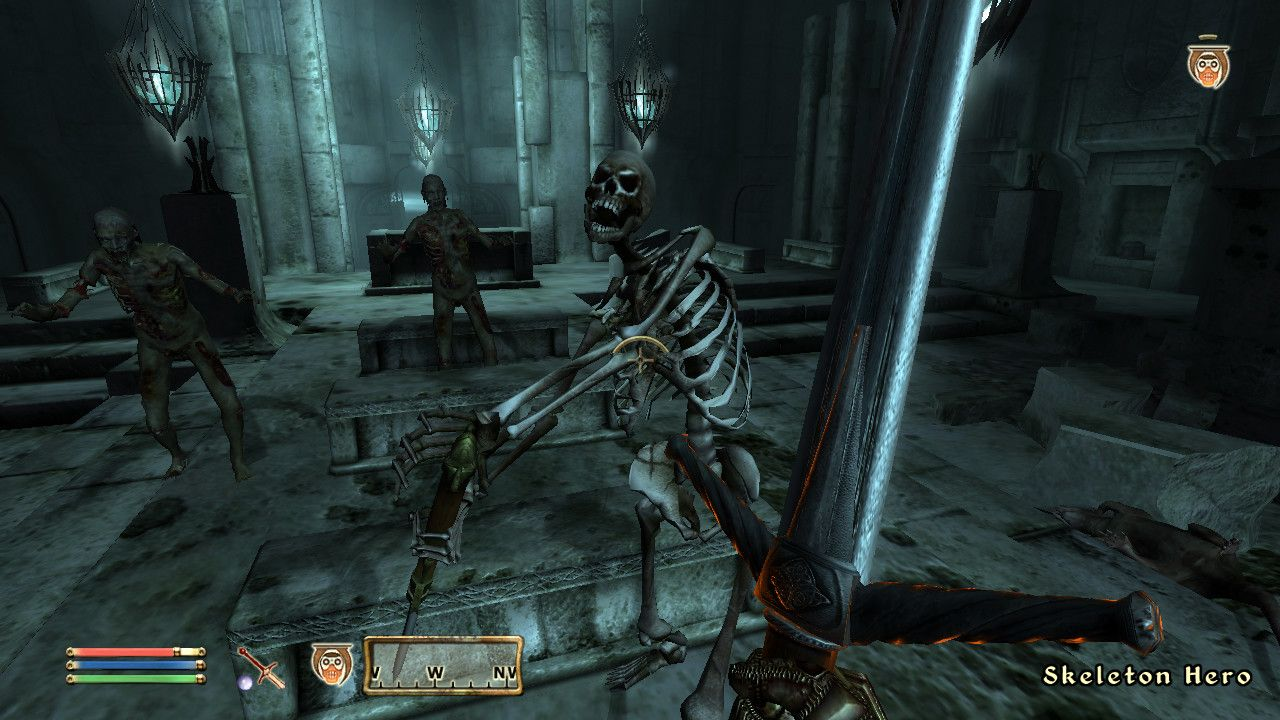 Oblivion The Elder Scrolls Iv Oblivion Screenshot Ps3 5236