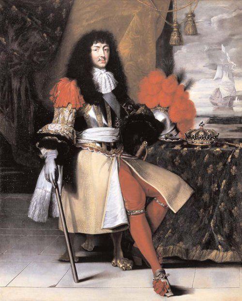 Louis Xiv Roi De France Ressources Pedagogiques Du Chateau De Versailles Louis Xiv Roi De France Histoire De La Mode En France
