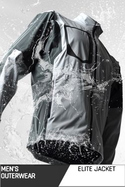 Elite Golf Jacket for Men Keep your body in the optimal