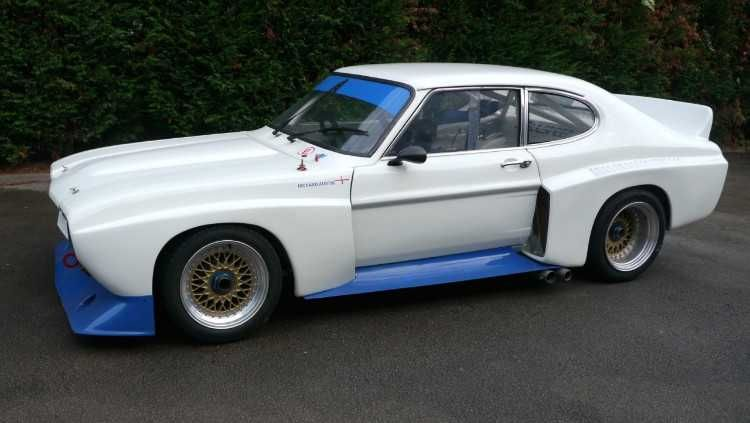 Ford Capri Rs3100 Group 2 Ford Capri Ford Rs Ford Racing
