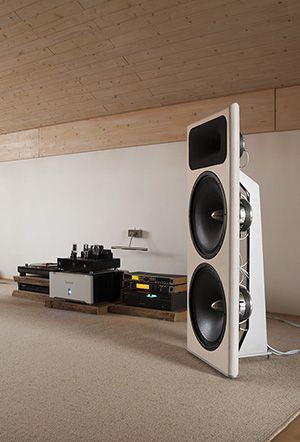 Open baffle #audio #sound #system