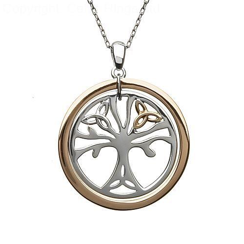 21++ Irish tree of life jewelry information