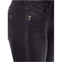 Reduzierte Skinny Jeans für Damen #makeupred