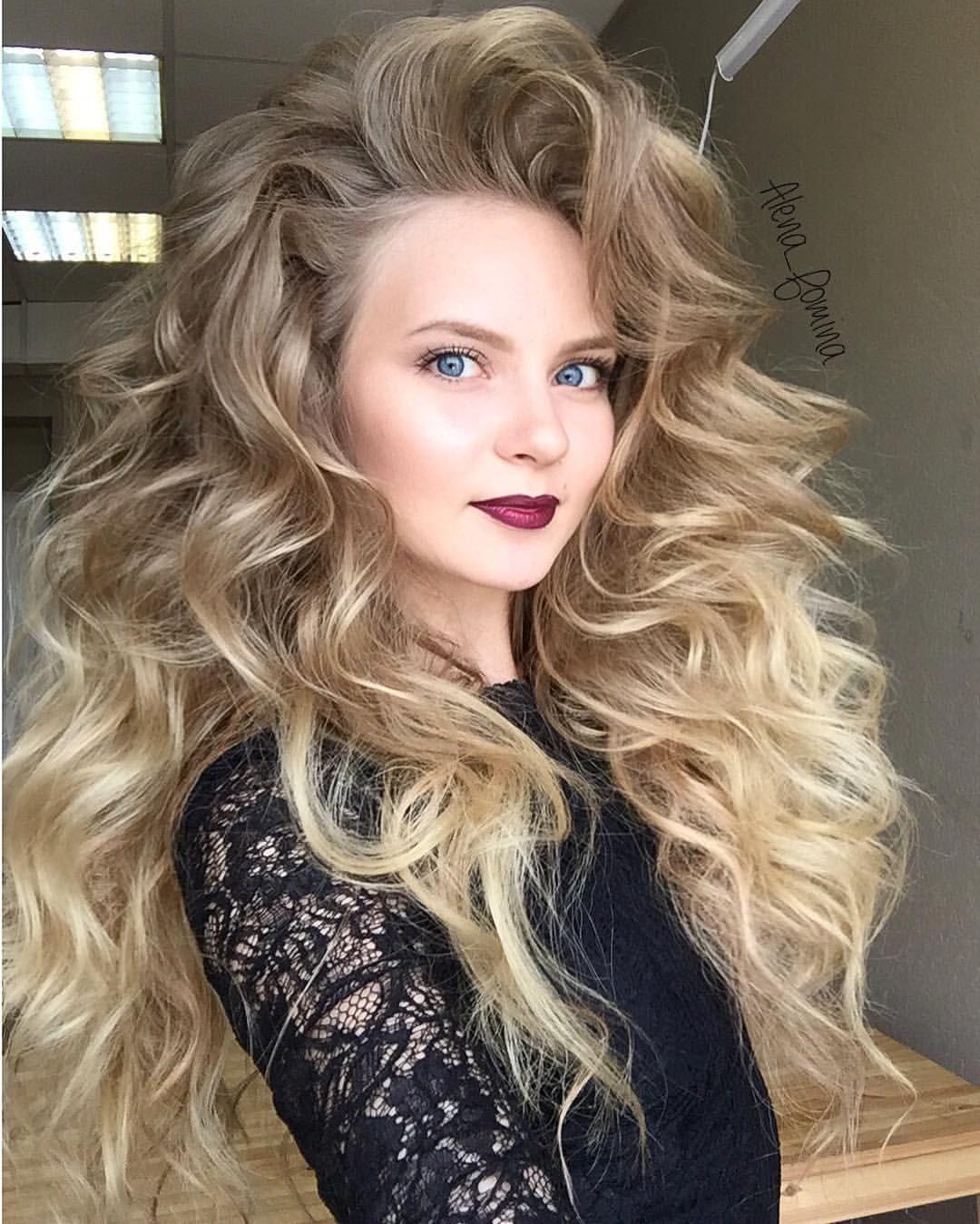 Terrific Aah Cx Big Hair Trendy Hair Color Long Blonde Curls Schematic Wiring Diagrams Amerangerunnerswayorg
