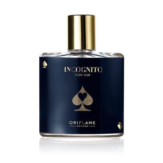 Oriflame Incognito For Him Eau De Toilette Perfume Men Perfume Eau De Toilette