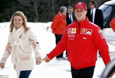 Michael Schumacher Out Of Coma 6 Months After Skiing Accident