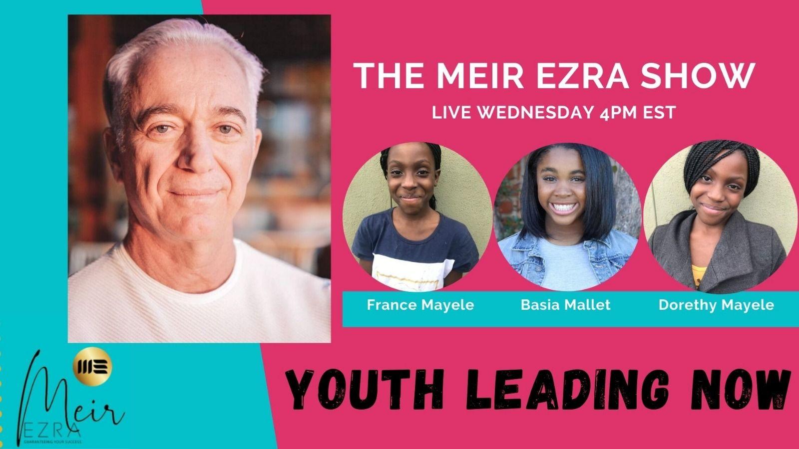 Meir ezra show youth leading now in 2020 gotowebinar