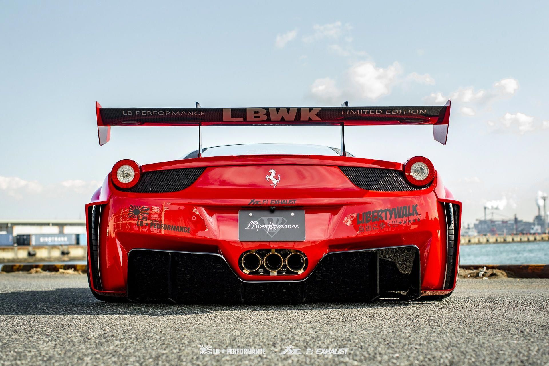 Experience The High Pitch Supercar Sound With Fi Exhaust For More Information Email Info Fi Exhaust Com Thank You Liberty Walk X Wataru Ka Ferrari Ferrari 458 Ferrari 458 Italia Spider