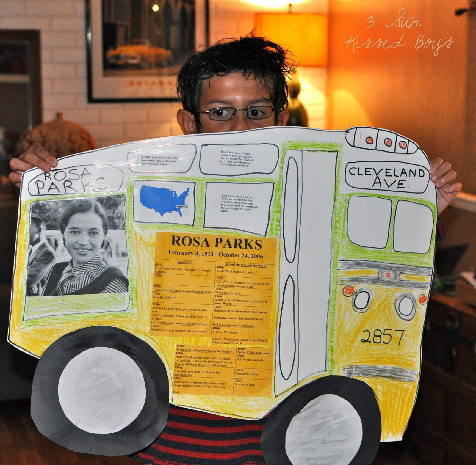 medium resolution of rosa parks poster project google search