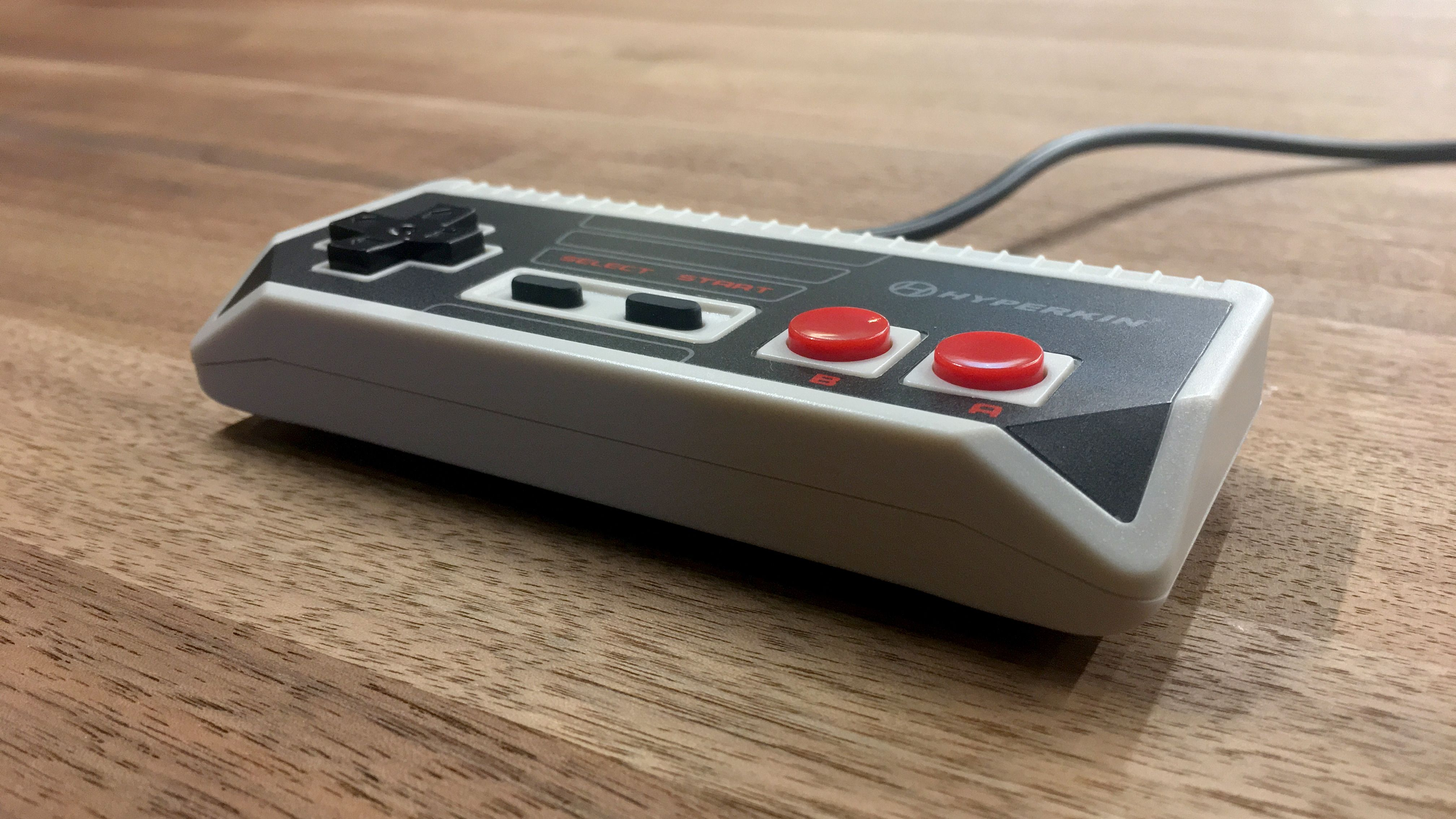 Hyperkins nes controller is surprisingly great wishlist nintendo recently announced that it plans to launch a new super nes classic edition console ahead of the holidays publicscrutiny Images